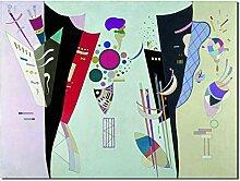MISSOUL Poster Und Drucke Berühmte Abstrakte