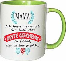 Mister Merchandise Becher Tasse Mama Kaffee