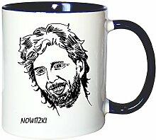 Mister Merchandise Kaffeetasse Becher Dirk