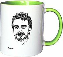 Mister Merchandise Kaffeetasse Becher Fernando