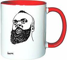 Mister Merchandise Kaffeetasse Becher James Harden