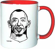 Mister Merchandise Kaffeetasse Becher Jerome