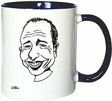 Mister Merchandise Kaffeetasse Becher Kai Ebel