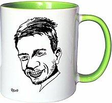 Mister Merchandise Kaffeetasse Becher Marco Reus