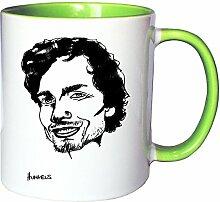 Mister Merchandise Kaffeetasse Becher Mats Hummels