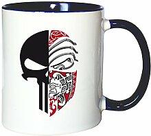 Mister Merchandise Kaffeetasse Becher Punisher