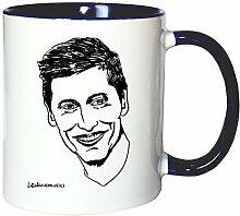 Mister Merchandise Kaffeetasse Becher Robert