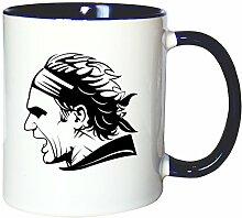 Mister Merchandise Kaffeetasse Becher Roger