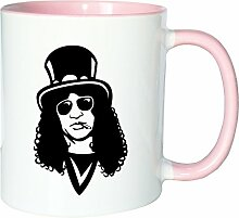 Mister Merchandise Kaffeetasse Becher Slash