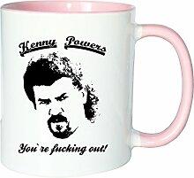 Mister Merchandise Kaffeetasse Becher You´re