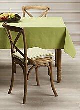 Mistral Home Tischdecke eckig abwaschbar wasserabweisend 4 Größen 5 Farben Teflon, Größe:150 x 270 cm, Farbe:Green