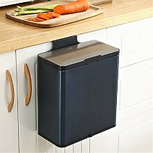 Mit Deckel Abfallbehälter Küchenschranktür