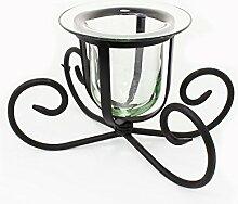 Mitienda Windlichter | Garten-Deko Glas |