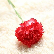 Mitlfuny Unechte Blumen Nelken Floral Bridal