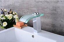 Mittellage WasserfallGalvanisierung , Waschbecken