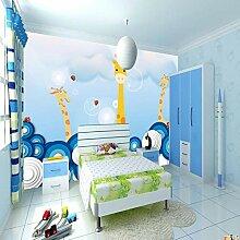 Mittelmeer Segeln Kinderzimmer Schlafzimmer Tapete