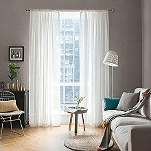 MIULEE Gardinen für Schlafzimmer, Wohnzimmer,