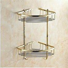 MIWANG Alle Bronze im Europäischen Stil Antik Gold Regal, Regal, Regal, P