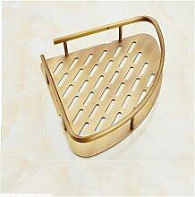 MIWANG Alle Bronze im Europäischen Stil Antik Gold Regal, Regal, Regal, O