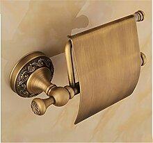 MIWANG Die Europäische antike Kupfer Handtuch Warenkorb Handtuch Handtuch, Badezimmer Badezimmer Regal Anhänger