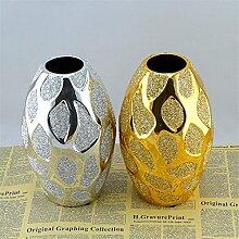 MIWANG Europäische Heimtextilien Keramik Vase