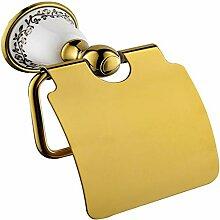 MIWANG Keramik alle Kupfer Gold Anhänger Serie, Badezimmer, Badezimmer Rack, Anhänger, Handtuchhalter