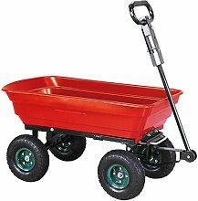 Miweba Bollerwagen Dumper Kippwagen Handwagen –