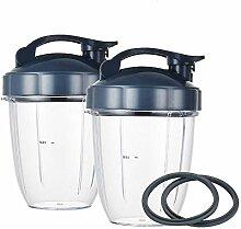 Mixer-teile für Nutribullet, 510 ml Becher mit