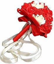 Miyabitors Hochzeit Brautstrauß, Chinese Bouquet