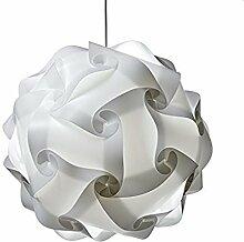 Miyare Puzzle Lampe DIY - Lampenschirm Kinderlampe