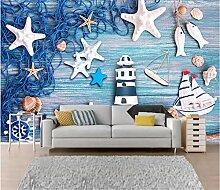 MIYCOLOR Benutzerdefinierte 3D-Wandbild Wallpaper