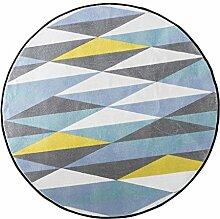 Mjb Kreative Geometrische Muster Rund Groß