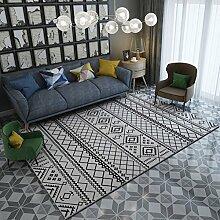 Mjb Teppich für Sofa, Wohnzimmer, Couchtisch,