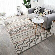 Mjb Teppich für Wohnzimmer, Sofa, Couchtisch,