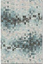 Mjb Teppich mit nordischem Pixel-Muster,