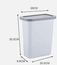 MJK Indoor-Papierkörbe, Küchenabfalleimer,