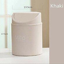 MJK Indoor-Papierkörbe, Mini-Mülleimer mit