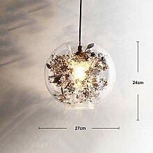 MJK Pendelleuchten, Kronleuchter aus Glas, Lichter