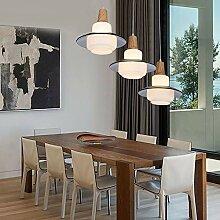 MJK Pendelleuchten, skandinavischen Original Holz