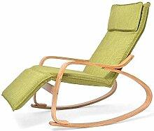 MJK Stühle, Sonnenliegen Schaukeln Bequemer