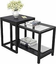 MJK Tisch, Home Sofa Side Cabinet, Couchtisch/Ecke