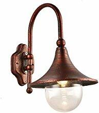 MJSM Light Wandleuchte Biegung führte Wandlampe