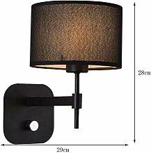 MJY Creative Modern Wall-Mounted Wall Lamp E27 -
