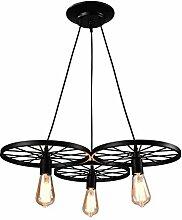 MJY Kronleuchter Retro Esszimmer Lampe Flur