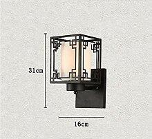 MJY Mode-Wandlampe der alten Eisentreppe
