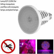 MJY Moskito-Lampe tragbare 8 W E27 / Usb