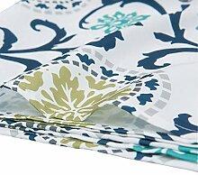 MJY Tischdecken, Polyester Baumwolle Tischdecke