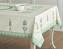 MJY Tischdecken, Tischdecke aus Baumwolle 54 -
