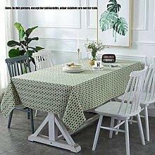 MJY Tischdecken, Tischdecken, Garden Style,