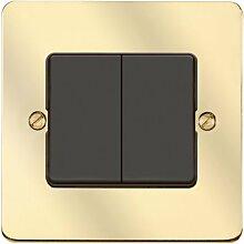 MK Echo K13477PBR/B double-switch Transmitter (Rand)